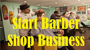 barbershop business plan how to start a barber shop business