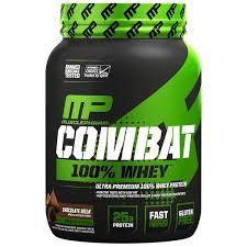 <b>Combat 100</b>% <b>Whey</b> - MusclePharm
