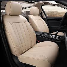 <b>WLMWL Universal Leather Car</b> seat cover for Chrysler all models ...