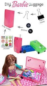 how to make barbie furniture. american girl clark doll with book how to make barbie furniture