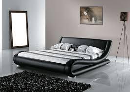 bedroom large size beliani leather water bed super king size full set avignon eng bedroom large size cool