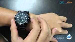 DX: <b>CURREN</b> 8110 <b>Men's</b> Tungsten Steel Band Quartz <b>Wrist Watch</b> ...