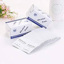 EbuyChX <b>Medical Alcohol Cellucotton</b> Pad 100PCS Milk White 4.8 ...