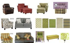 Two Loveseat Living Room How To Mix And Match Your Furniture Pretty Purple Door