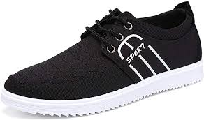 Men's <b>Casual Classic</b> Style Lace up <b>Canvas Shoes Summer</b> Spring ...