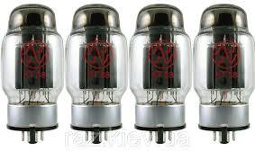 <b>Лампа</b> для Гитарного Усилителя <b>JJ ELECTRONIC KT88</b> ...