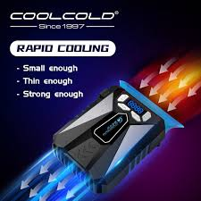 Ready Stock <b>COOLCOLD Vacuum Portable</b> Laptop Cooler Suitable ...