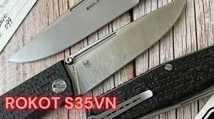 ЭКСКЛЮЗИВ!!! <b>REAL STEEL</b> ROKOT S35VN LAMNIA EDITION ...