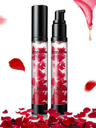 Увлажняющая сыворотка-<b>праймер для лица</b> с лепестками розы ...
