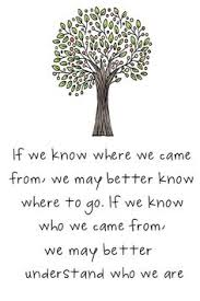 Family History Quotes on Pinterest | Genealogy Quotes, Genealogy ... via Relatably.com