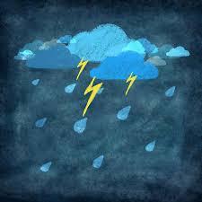 essay on a rainy day