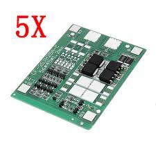 5pcs <b>Three String 12A 12V</b> 18650 Lithium Battery Protection Board ...
