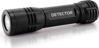 Ручной <b>фонарь Яркий Луч</b> Detector, ультрафиолетовый, черный ...