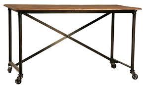 wood steel desk – amstudiocom