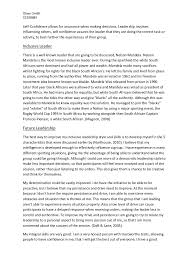 how to start a leadership essay Free Essays and Papers