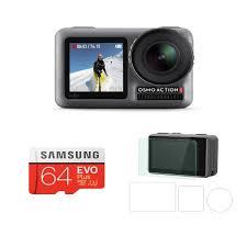 Купить новинку <b>экшн камера DJI Osmo</b> Action + 2 ПОДАРКА ...