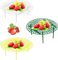 AUHOTA <b>3</b> Packs Strawberry Supports <b>Plant</b> Cages Cradles ...
