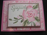 529 Best Cards with <b>roses</b> images | Cards, <b>Flower</b> cards, Card <b>making</b>