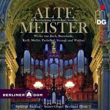 Andreas Sieling - Alte Meister (arr.von Karl Straube) (SACD) – jpc