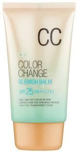 Welcos <b>CC крем Color</b> Change SPF 25, 50 мл