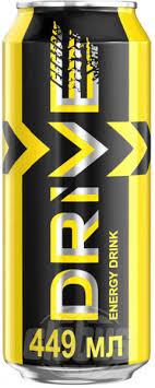 <b>Энергетический напиток Drive me</b> Apple Blast, 0,449 л — купить в ...