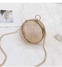 Round Female bag Funny Cage bag 2018 <b>Summer Fashion New</b> ...