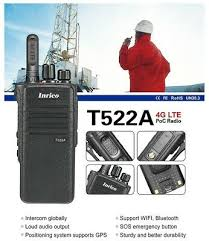 <b>INRICO T522A</b> 3G/4G/WiFi LTE MILITARY GRADE PUSH TO TALK ...