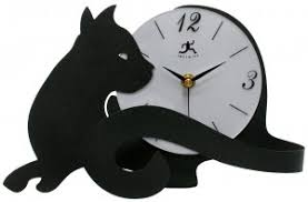 Znalezione obrazy dla zapytania animal clock