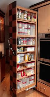 build pantry cabinet pull