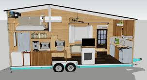 d Model   Thea MundellOne of our initial tiny house plans