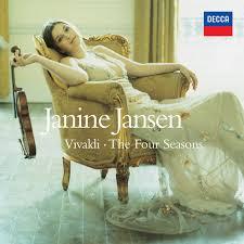 <b>Vivaldi</b>: The Four Seasons by <b>Janine Jansen</b> on TIDAL