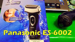 Обзор электробритвы <b>Panasonic</b> ES 6002A - бреет без ...