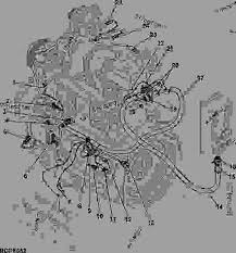 john deere wiring harness solidfonts wiring harness dash 32 tractor john deere 3155