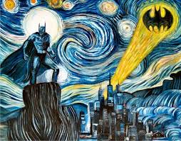 The Dark Starry Knight : funny via Relatably.com
