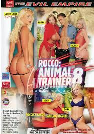 Rocco Animal Trainer 8 DVD Evil Angel