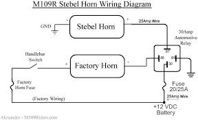 car air horn wiring diagram car image wiring diagram stebel air horn wiring diagram wiring diagram on car air horn wiring diagram