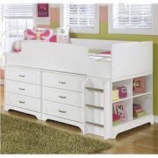 signature design by ashley lulu twin loft bed w loft drawer storage ashley leo twin bedroom set