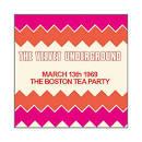 Boston Tea Party, March 13, 1969