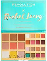Makeup Revolution X <b>Rachel</b> Leary Ultimate Goddess Palette ...