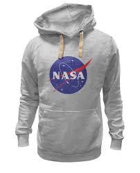 Толстовка Wearcraft Premium унисекс <b>NASA</b> | <b>НАСА</b> #2586701 от ...