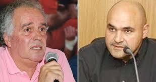 A menos de diez días para las elecciones a la presidencia de la Federación Española de Rugby, los dos candidatos, Javier González Cancho y Alfonso Feijóo, ... - 1341575981_extras_mosaico_noticia_1_g_0