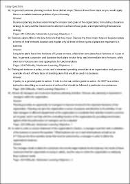 ch6 planning strategy and competitive advantages question this preview has intentionally blurred sections sign up to view the full version