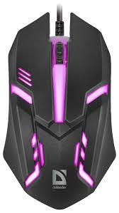 <b>Мышь Defender Cyber</b> MB-560L USB — купить по выгодной цене ...