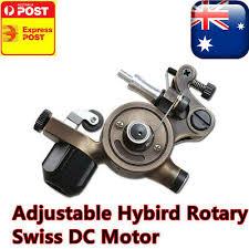 <b>Tattoo Rotary Machine</b> Hybrid Swiss Moto Quiet Strong Guns | eBay