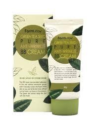 Омолаживающий ВВ-<b>крем</b> с семенами зеленого чая GREEN TEA ...
