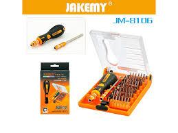 Набор <b>отверток Jakemy JM-8106</b> (38 предм.) — JAKEMY.BY