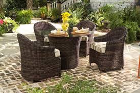 patio furniture rattan resin