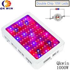 <b>Hydroponics 1000W LED Grow</b> Light Full Spectrum LED Grow ...