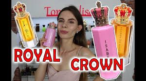 <b>ROYAL CROWN</b> PERFUMES REVIEW | Tommelise - YouTube