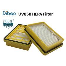 Dibea UV858 <b>HEPA Filter</b> - Genuine Parts | Shopee Singapore